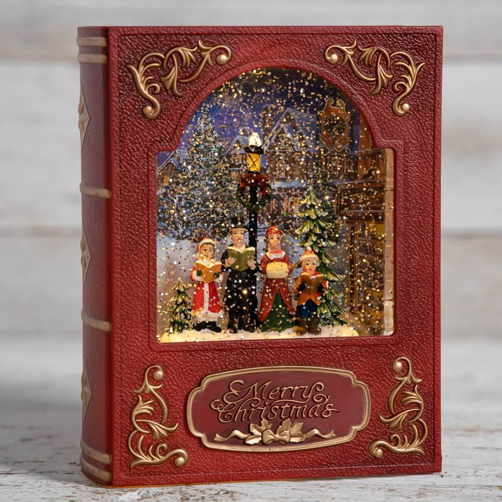 Traditional Christmas Storybook Keepsake
