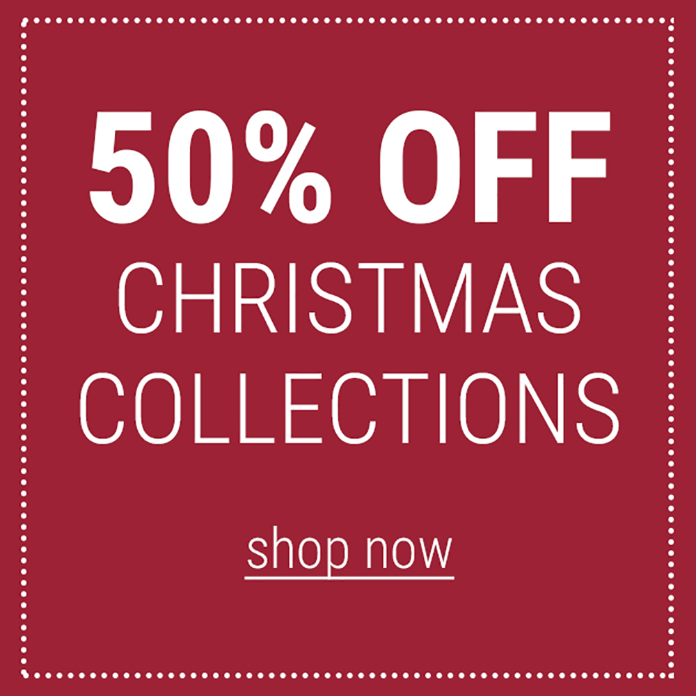 40% Off Christmas Sale