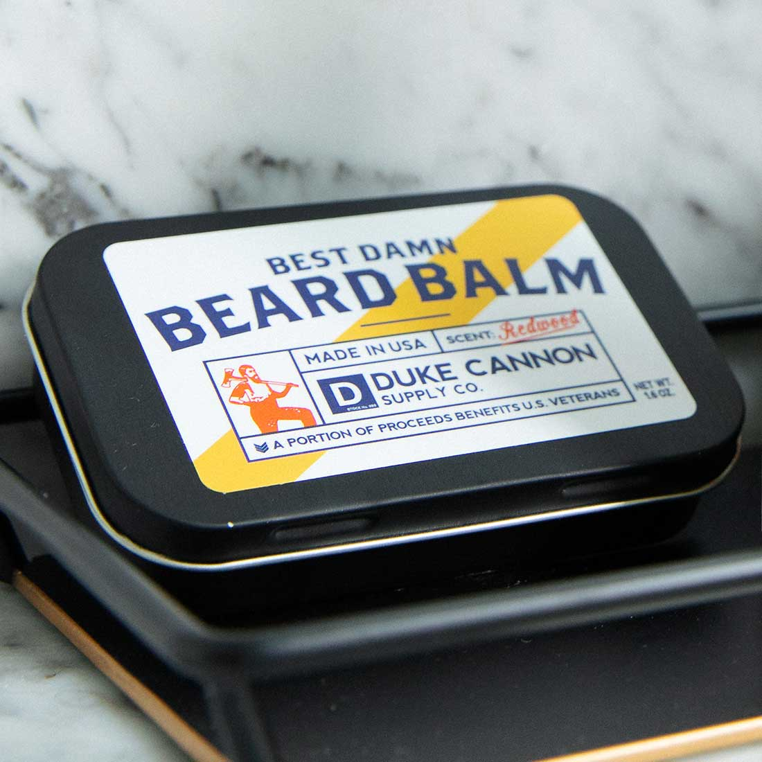 Shop Duke Cannon Beard Balm