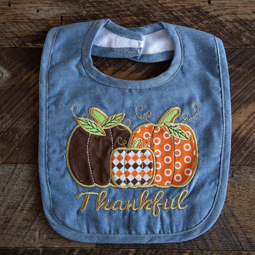 Thankful Bib
