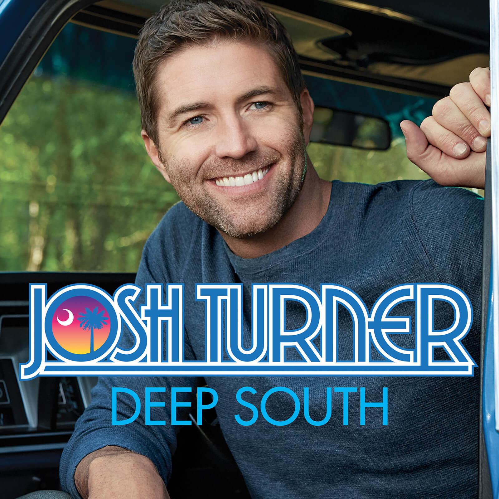 Josh Turner - Deep South CD