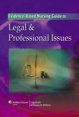VitalSource e-Book for The Evidence-Based Nursing Guide to Legal & Professional Issues