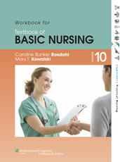 VitalSource e-Book for Workbook for Textbook of Basic Nursing