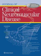 Journal of Clinical Neuromuscular Disease Online