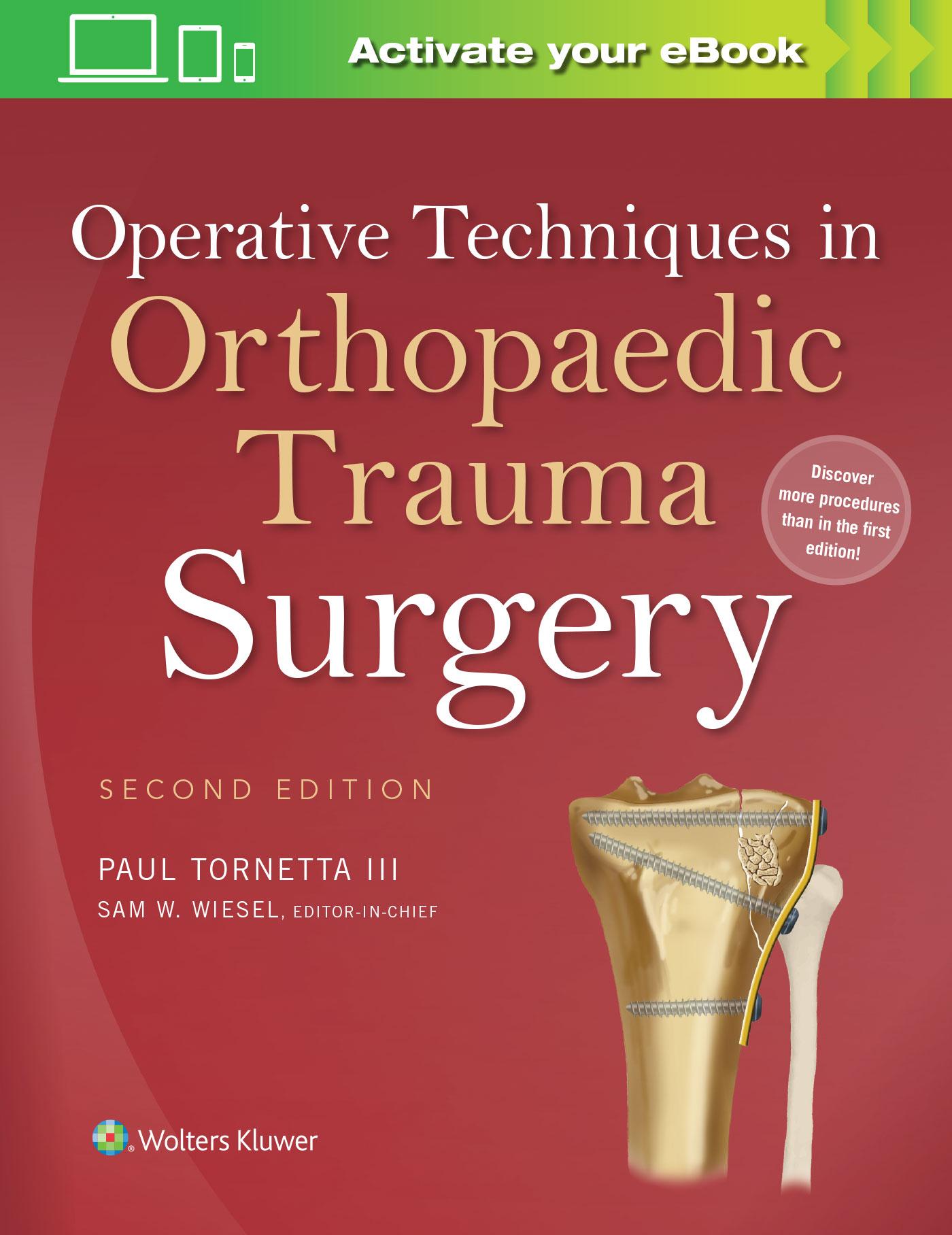 Operative Surgery Book