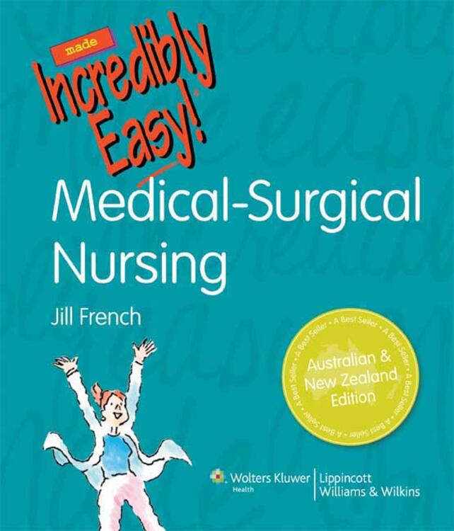 VitalSource Ebook for Medical-Surgical Nursing Made Incredibly Easy!