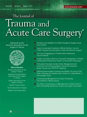 Journal of Trauma and Acute Care Surgery