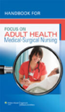 VitalSource e-Book for Handbook for Focus on Adult Health