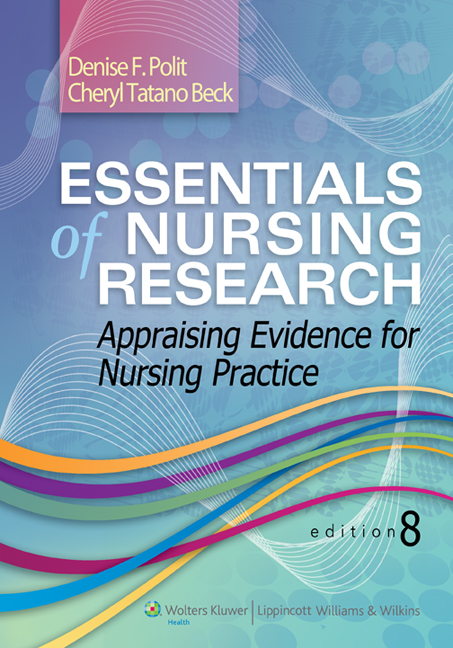 VitalSource e-Book for Essentials of Nursing Research?max=230