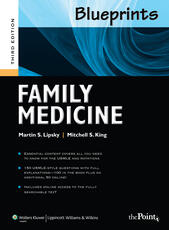 VitalSource e-Book for Blueprints Family Medicine