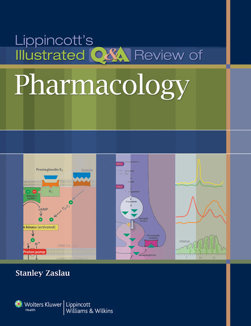 Lippincotts illustrated qa review of pharmacology fandeluxe Image collections