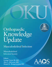 OKU: Musculoskeletal Infection: Print + Ebook with Multimedia