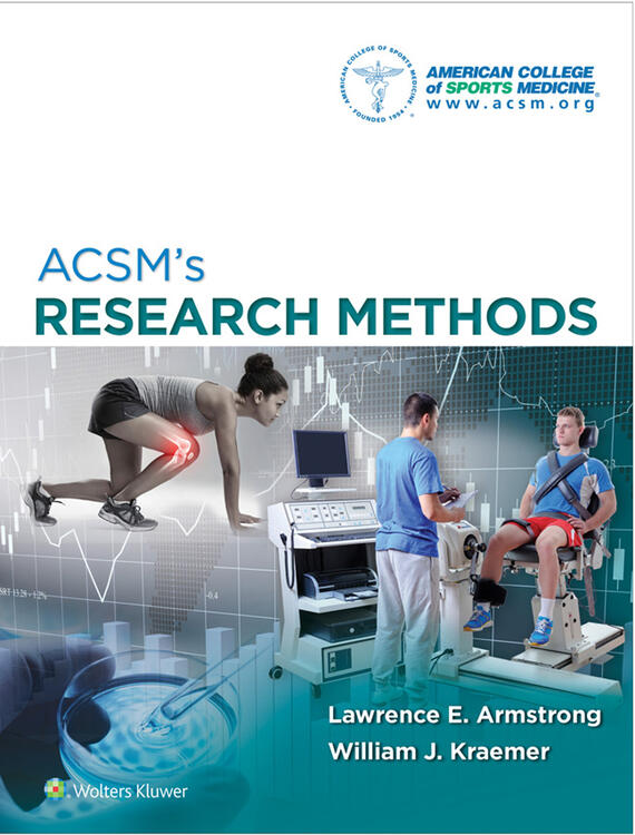 ACSM's Research Methods