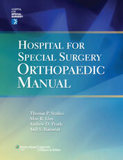 Hospital for Special Surgery Orthopaedics Manual