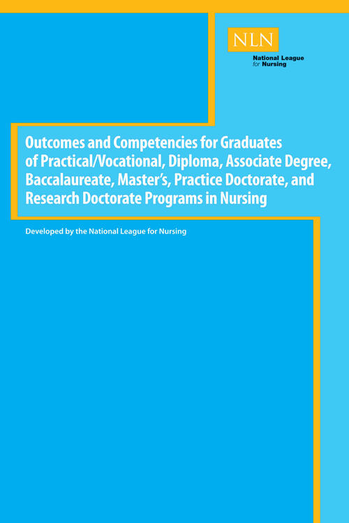 Outcomes and competencies for graduates of practicalvocational masters practice outcomes and competencies for graduates of practicalvocational diploma baccalaureate masters practice malvernweather Image collections