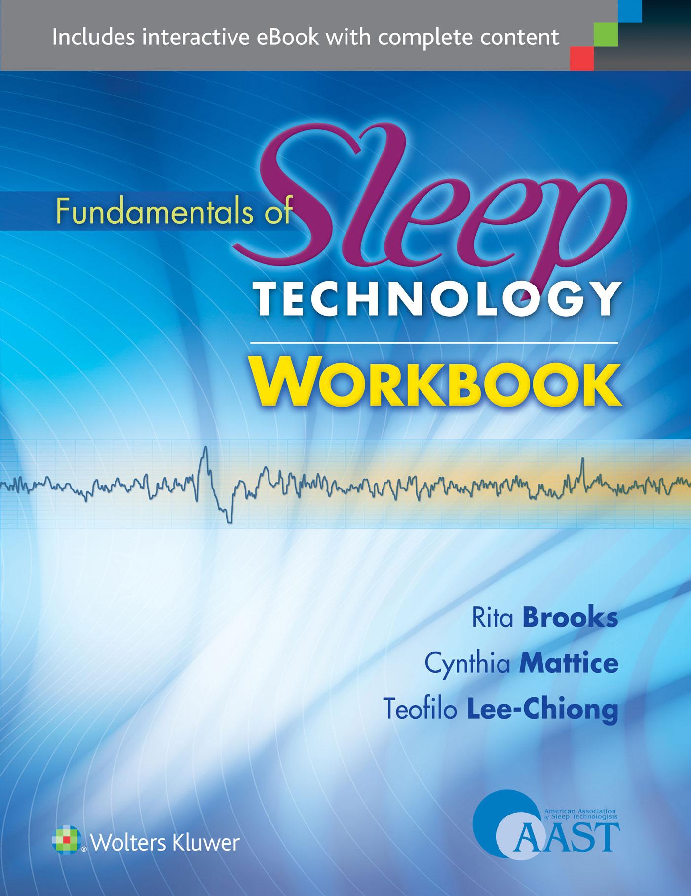 Fundamentals of sleep technology workbook fandeluxe Image collections