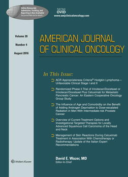 American Journal of Clinical Oncology