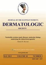 Journal of Egyptian Women's Dermatologic Society