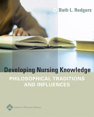 VitalSource e-Book for Developing Nursing Knowledge: Philosophical Traditions and Influences