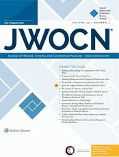 Journal of WOCN (Wound, Ostomy and Continence Nursing)