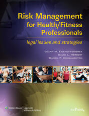 Risk Management for Health/Fitness Professionals
