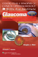 Color Atlas and Synopsis of Clinical Ophthalmology -- Wills Eye Institute -- Glaucoma