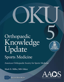 Orthopaedic Knowledge Update: Sports Medicine 5: Print + Ebook with Multimedia