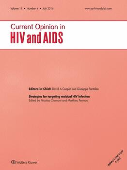Current Opinion in HIV and AIDS