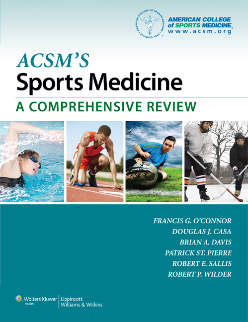 Acsms sports medicine a comprehensive review fandeluxe Images