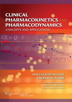 VitalSource eBook for Clinical Pharmacokinetics and Pharmacodynamics