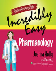 VitalSource e-Book for Medical Assisting Made Incredibly Easy: Pharmacology