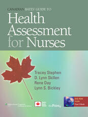 Canadian Bates' Guide to Health Assessment for Nurses