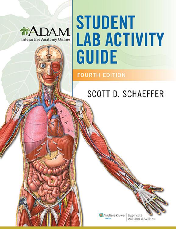 Adam Interactive Anatomy Online
