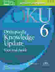 Orthopaedic Knowledge Update: Foot and Ankle 6: Print + Ebook with Multimedia