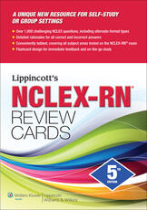Lippincott's NCLEX-RN Review Cards