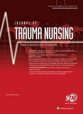 Image result for J Trauma Nurs