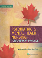 Psychiatric & Mental Health Nursing For Canadian Practice
