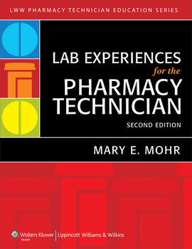 Lab Experiences for the Pharmacy Technician