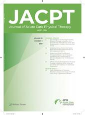 Journal of Acute Care Physical Therapy