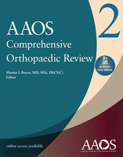 AAOS Comprehensive Orthopaedic Review 2 (3 Volume set): Print + Ebook with Multimedia