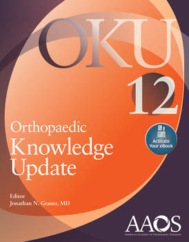 Orthopaedic Knowledge Update 12: Print + Ebook with Multimedia