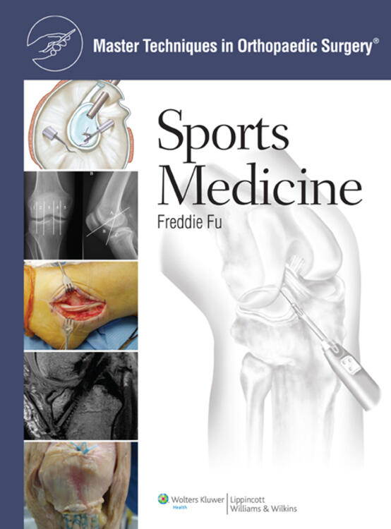 Master Techniques in Orthopaedic Surgery: Sports Medicine