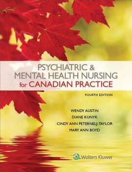 Psychiatric Mental Health Nursing For Canadian