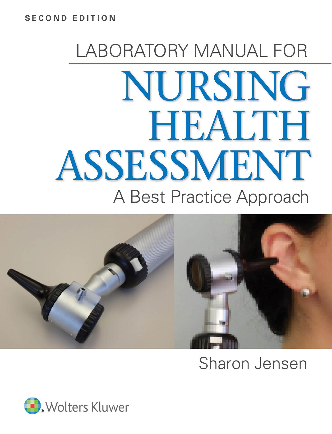 Lab manual for nursing health assessment fandeluxe Images