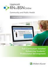 Community and Public Health: OLC with eBook - Harkness