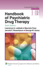 Handbook of Psychiatric Drug Therapy