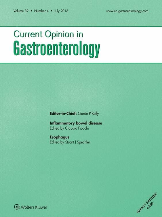 Current Opinion in Gastroenterology