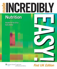 VitalSource e-book for Nutrition Made Incredibly Easy! UK Edition