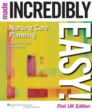 VitalSource e-Book for Nursing Care Planning Made Incredibly Easy!