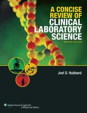 VitalSource e-Book for A Concise Review of Clinical Laboratory Science